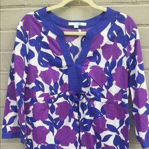 EUC Boden Cotton tunic size 12